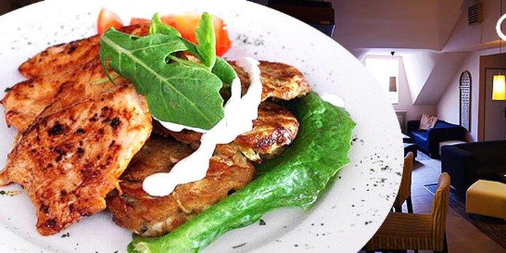Denné menu v Sisi Cafe Restaurant