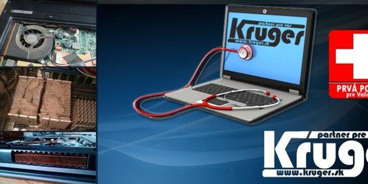 Servis počítačov, notebookov a netbookov – Vrátime vášmu PC zaprášenú slávu...