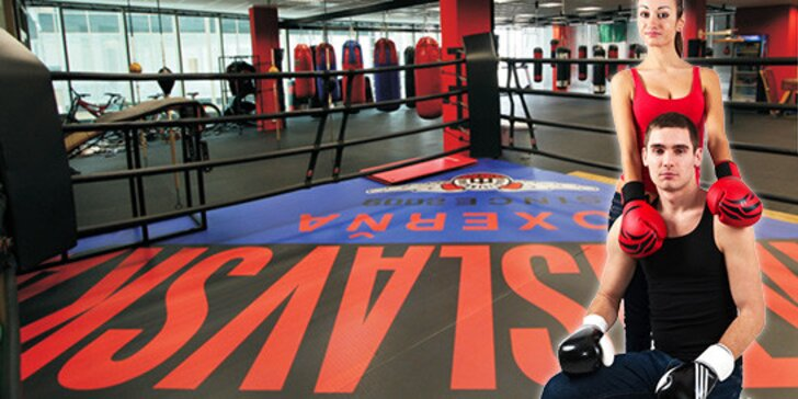 Intenzívne kurzy v Bratislavskej boxerni pre každého