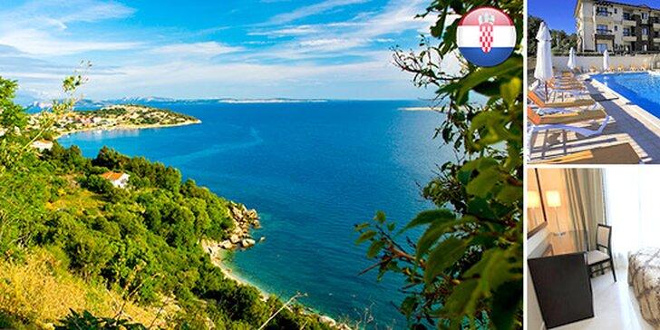 Wellness pobyt v Chorvátsku pre 2 osoby, 1 dieťa do 2r. zadarmo