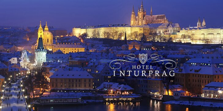 Príjemný pobyt v Hoteli INTURPRAG*** Praha neďaleko O2 Arény, blízko Metra