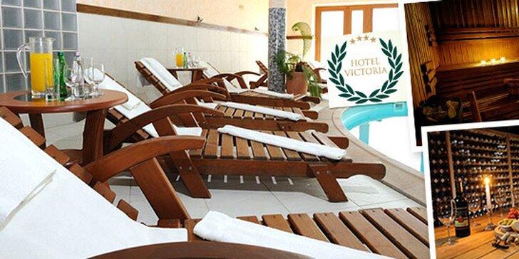 Jarný wellness v hoteli VICTORIA**** aj na Veľkú noc
