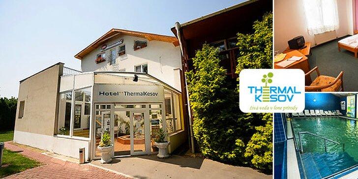 Wellness pobyt pre dvoch v Hoteli Thermal Kesov***