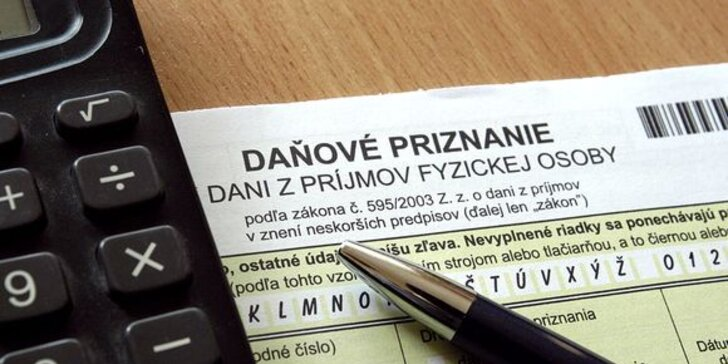 Daňové priznanie fyzických a právnických osôb 2013
