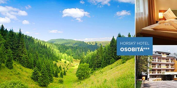 Oddych v Západných Tatrách na 2 alebo 3 noci