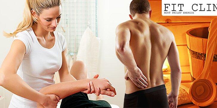 Rehabilitačné cvičenia alebo masáže