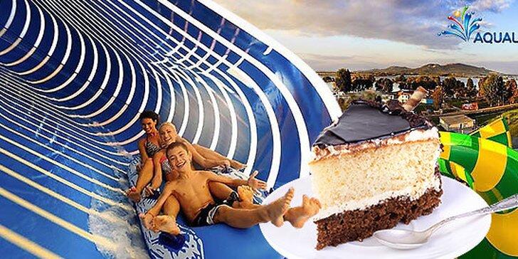 Celý deň v Aqualand Moravia - najmodernejšom zábavnom centre v ČR
