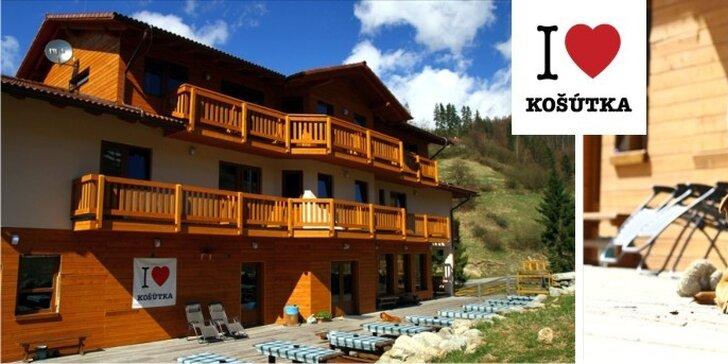 Last minute: 3-dňový pobyt v čarovných Veporských vrchoch v Penzióne Košútka