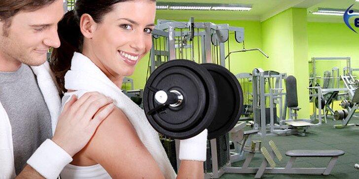 Vstupy do Fitness European Fit