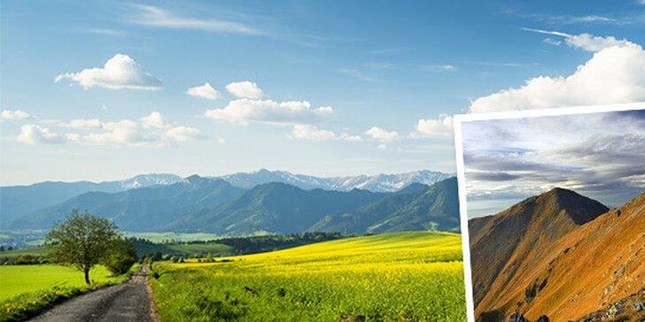 Veľkonočný pobyt pre dvoch v Západných Tatrách