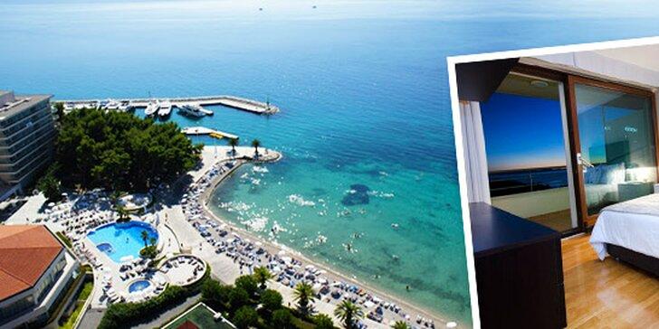Luxusná dovolenka v Chorvátsku pre 2 os. a 2 deti