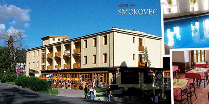 Wellness pobyt v Hoteli*** Smokovec v Tatrách, dieťa do 12 rokov zdarma