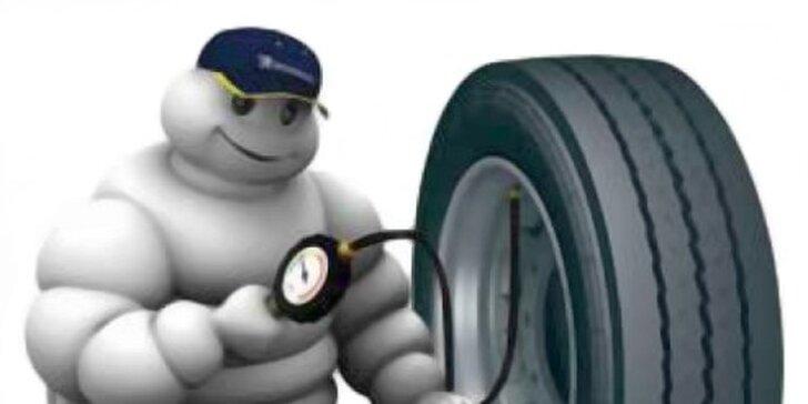 Kompletné prezutie pneumatík
