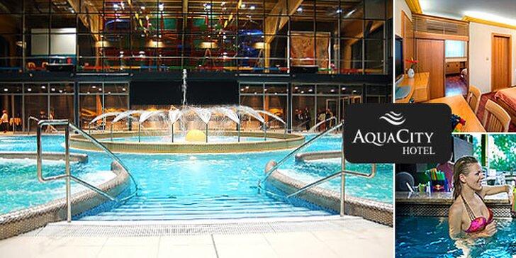 AquaCity Seasons***, neobmedzený vstup do bazénov AquaCity Poprad a Vitálneho sveta!