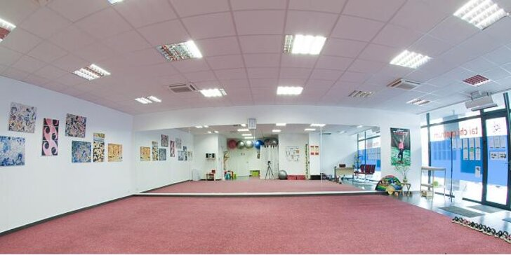 Pilates - cvičebný program pre telo i myseľ - hodinový vstup za 2,50 € v pohybovom šúdiu Tai Chi Centrum