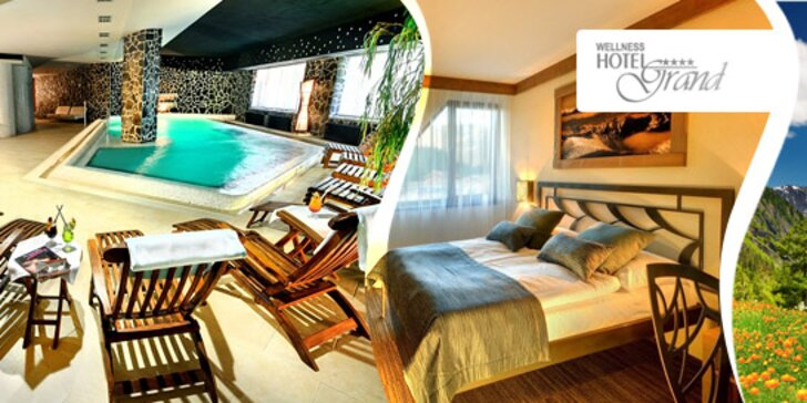 Luxusný Veľkonočný relax v HOTELI GRAND**** Jasná