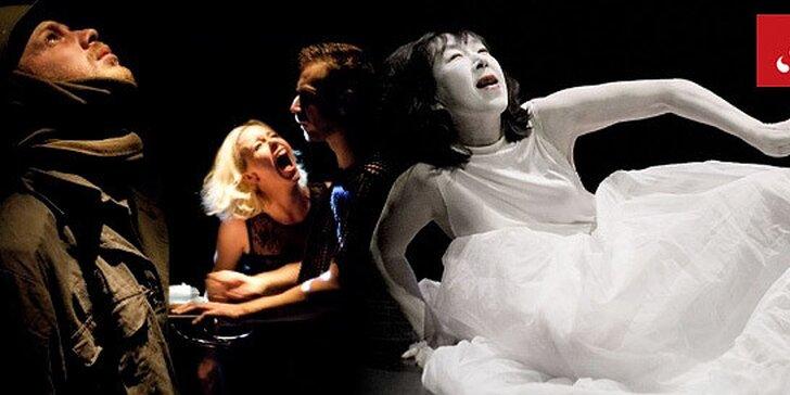 Divadelné predstavenie - FUGA, Prášok a zlato alebo Kolísky