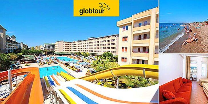 Letná dovolenka v Eftalia Resort**** Turecko