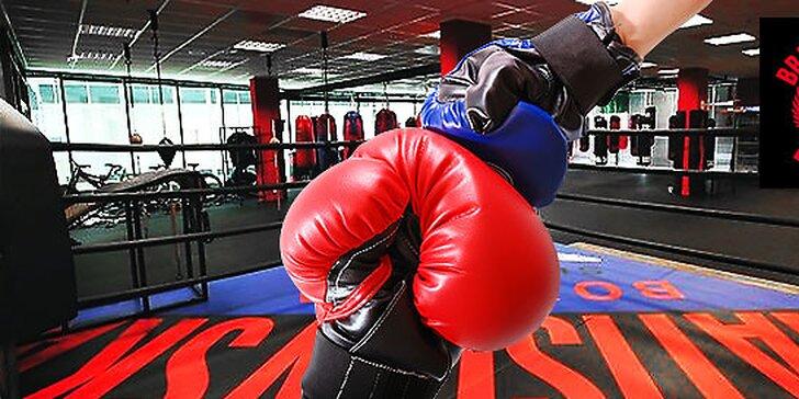 Pevné telo a vôľa z ocele - tréningy v Bratislavskej boxerni
