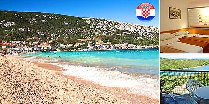 8-dňová dovolenka v apartmánoch na Istrii