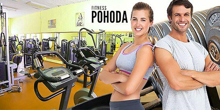 Štíhla do plaviek so zumbou, fitness a osobným trénerom vo Fitness Pohoda