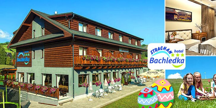 Predĺžený veľkonočný víkend pre 2 - hotel Bachledka***
