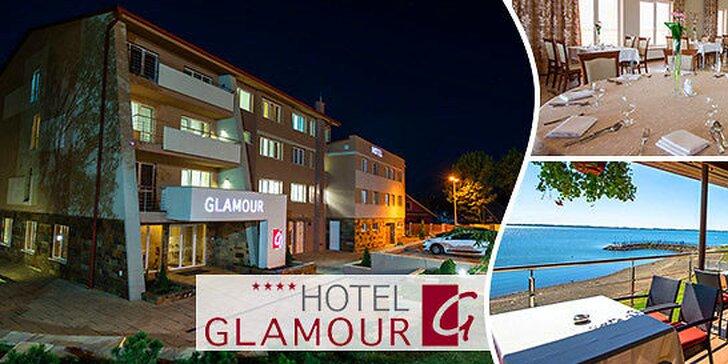 Jedinečný wellness pobyt v Hoteli Glamour**** na Zemplínskej Šírave