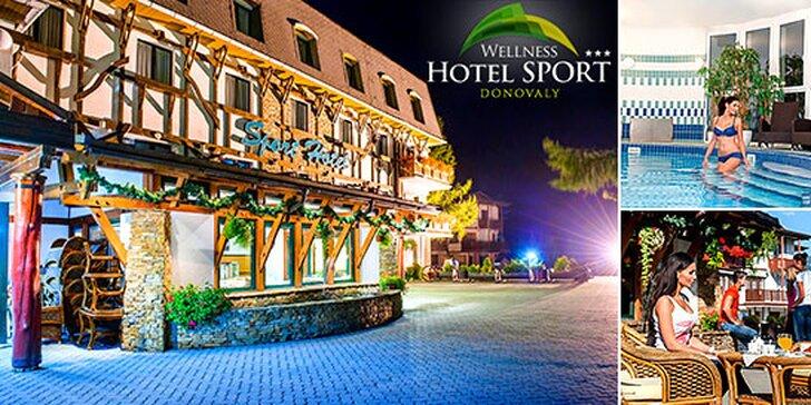 Najobľúbenejší wellness na Donovaloch - Hotel Šport***