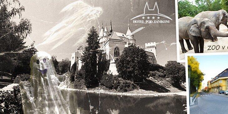 Festival duchov a strašidiel v Bojniciach, Hotel Pod Zámkom****