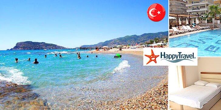 Slnečná dovolenka v Turecku**** - All inclusive