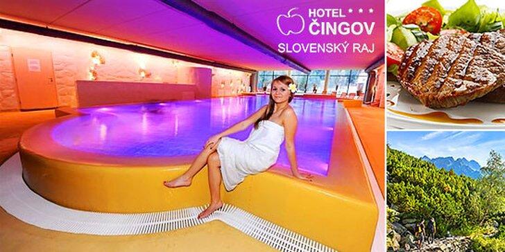 Hotel ČINGOV***, poďte s nami do Raja