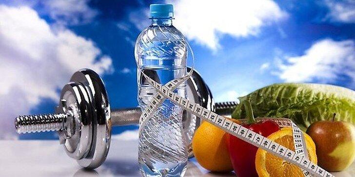 10 týždňové intenzívne cvičenie spojené s kurzom regulácie hmotnosti
