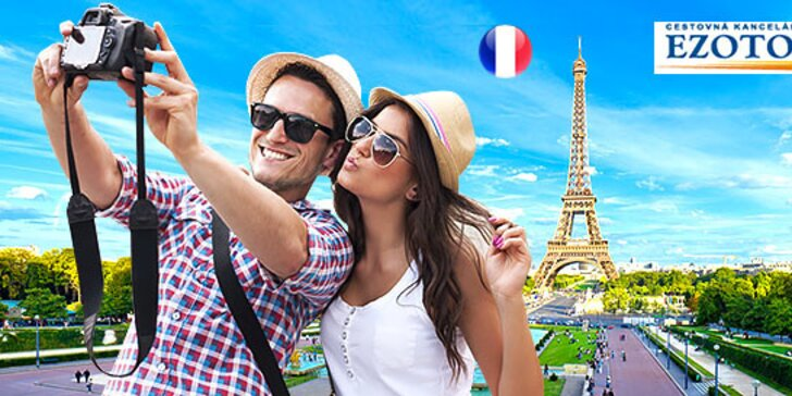 Zájazd do Paríža pre pokročilých