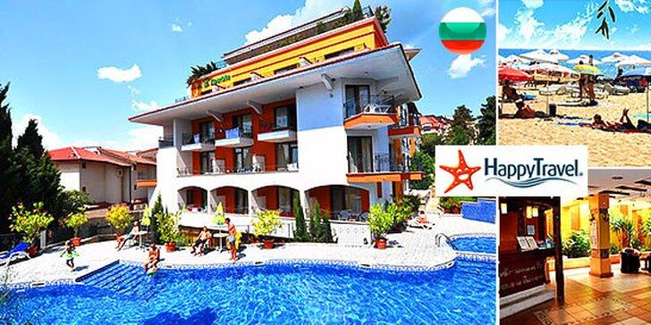 Letná dovolenka na Slnečnom pobreží, Bulharsko