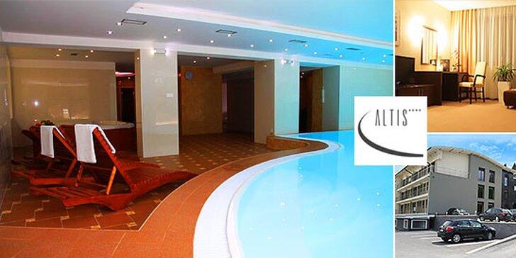 Wellness pobyt v Hoteli ALTIS**** Oravská priehrada