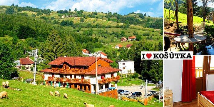 3 dni adrenalínu vo Veporských vrchoch