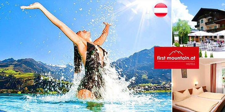 Leto v Kaprune pre lyžiarov aj vodníkov