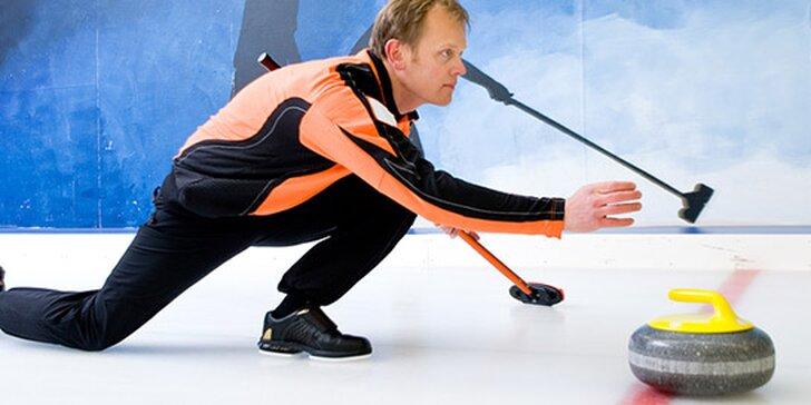 Prenájom curlingovej dráhy na 1 hodinu