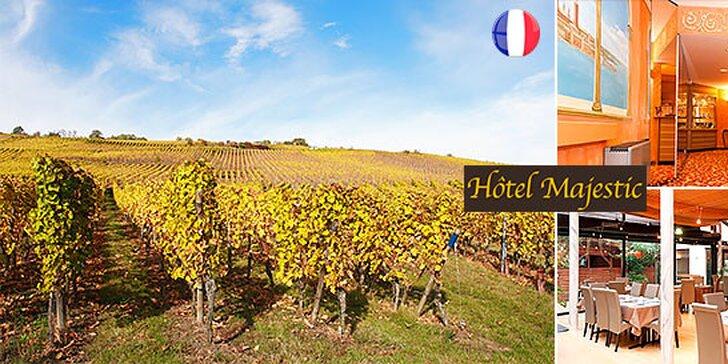 Dovolenka pre gurmánov a vinárov v Alsasku