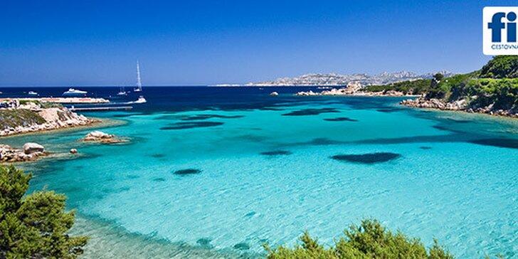 All Inclusive letecký zájazd na ostrov Sardínia