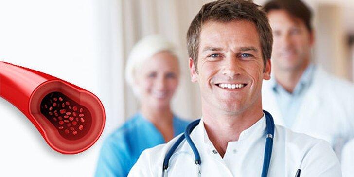 Vyšetrenie ciev rýchlo a bezbolestne
