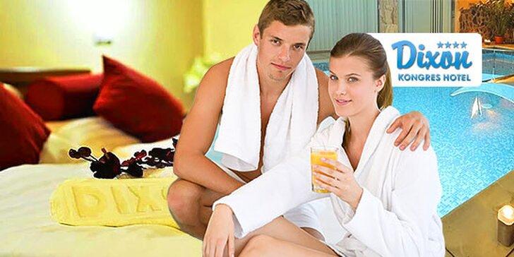 Romantický jesenný wellness pobyt pre 2 osoby alebo pobyt na SILVESTER vrátane Silvestrovského večera