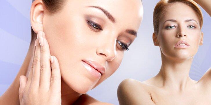 Omladenie pokožky plazmovou technológiou