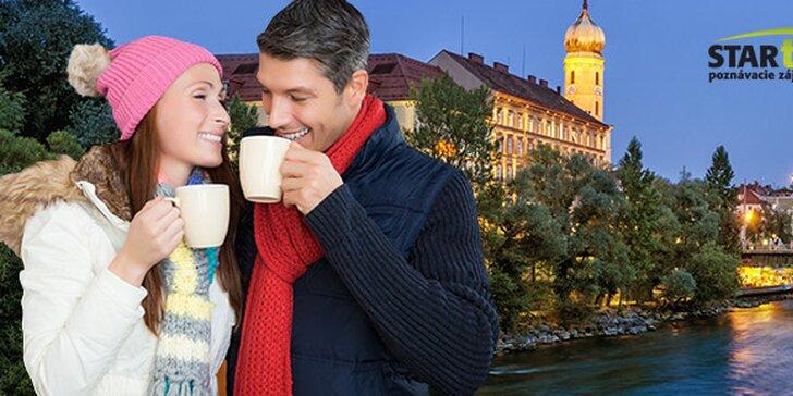 Advent v krásnom rakúskom Grazi