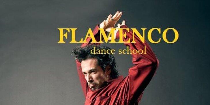 Tanečný FLAMENCO WORKSHOP s Danitom