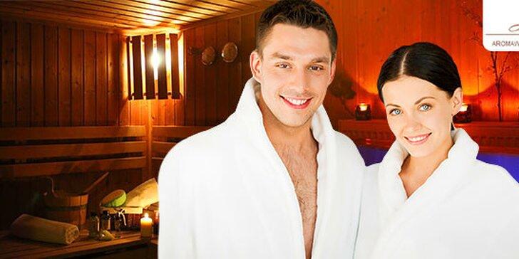 Privátny aromawellness balíček a luxusná masáž s 24-karátovým zlatom