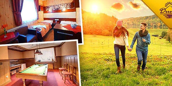 Relax v prekrásnych Pieninách v chatkách Exkluziv Dunajec Village uprostred čistej prírody