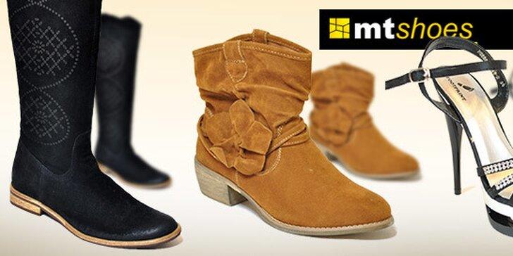 bd0db069b Rôzne modely topánok od MT shoes   Zlavomat.sk