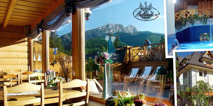 Luxusný wellness pobyt v Zakopanom