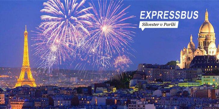 Koniec roka ako sa patrí - Silvester v Paríži